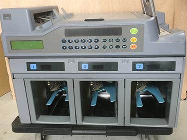 紙幣整理機 UW100
